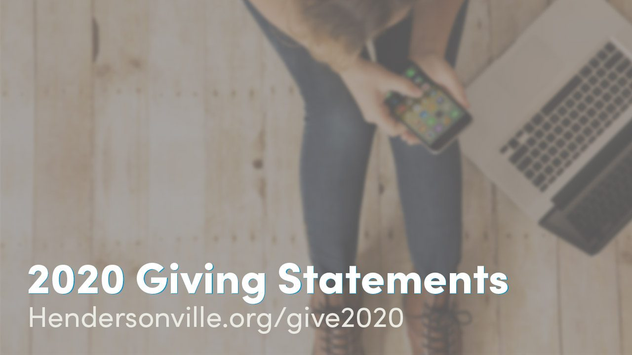 2020Giving
