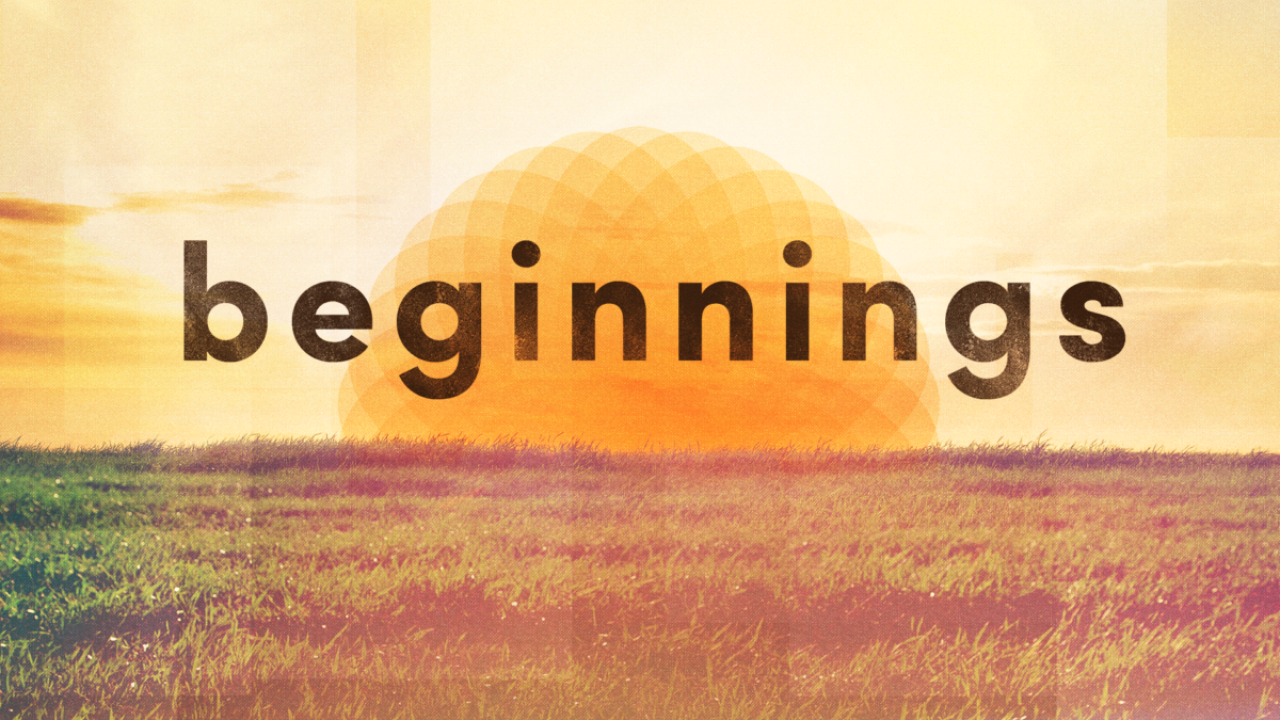 Beginnings-Title