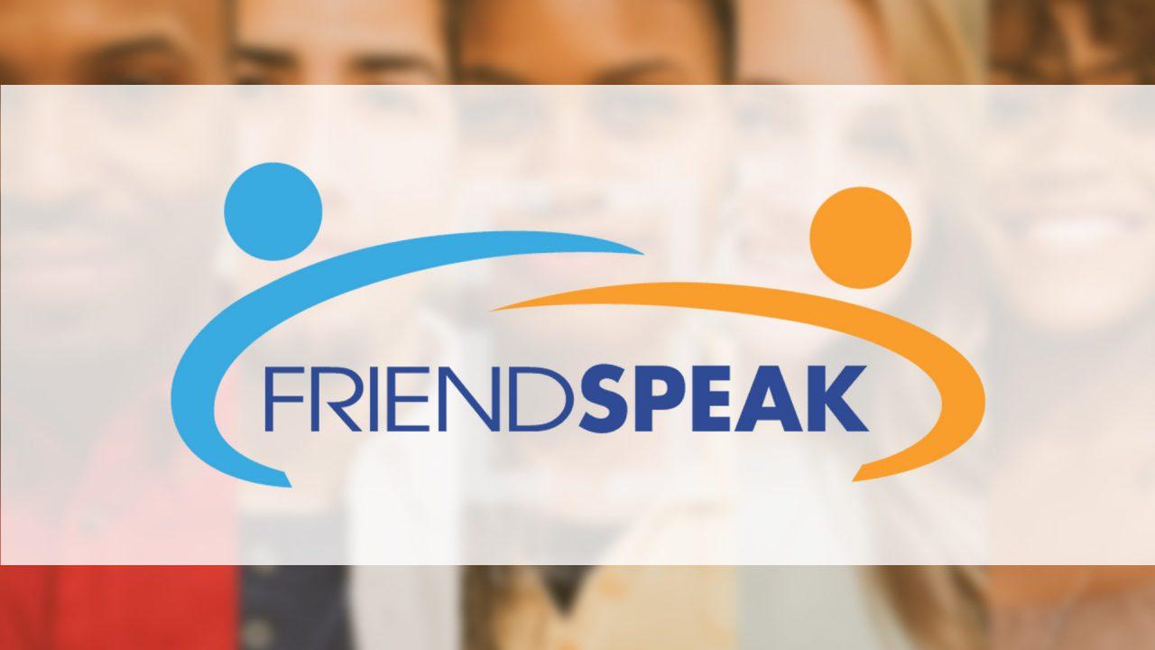 Friend Speak-Web