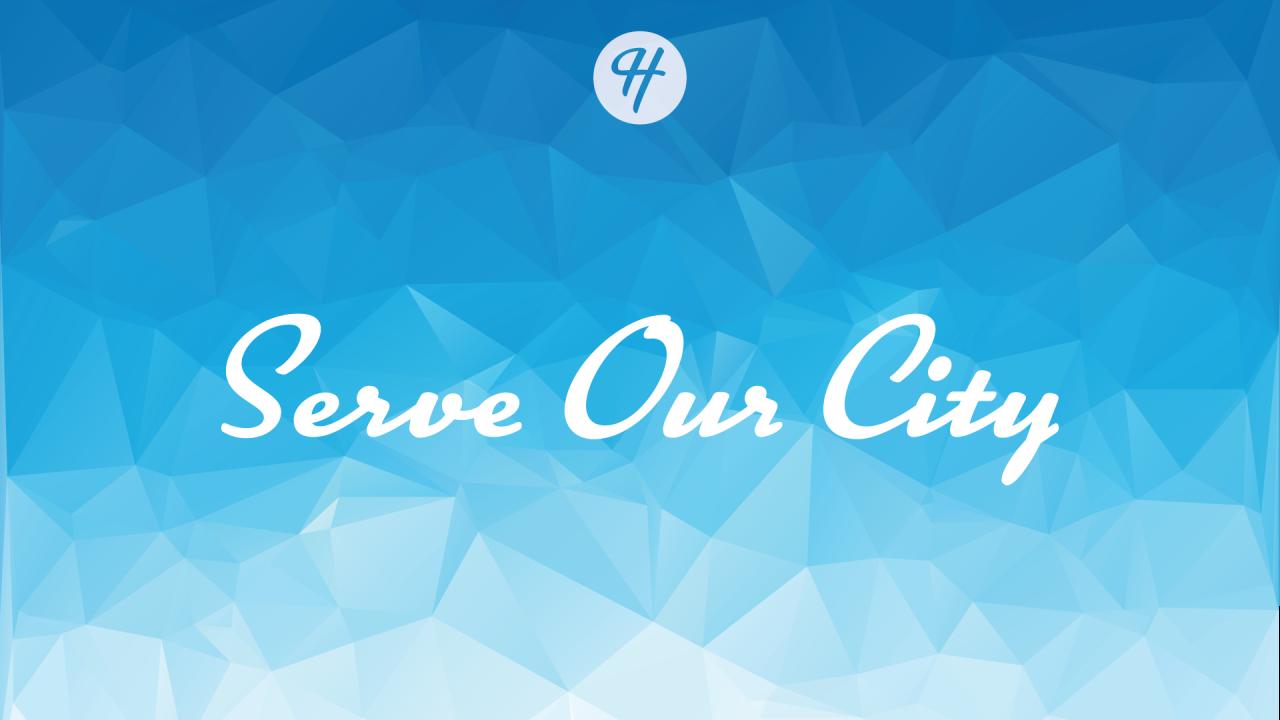 Serve-Our-City-Title