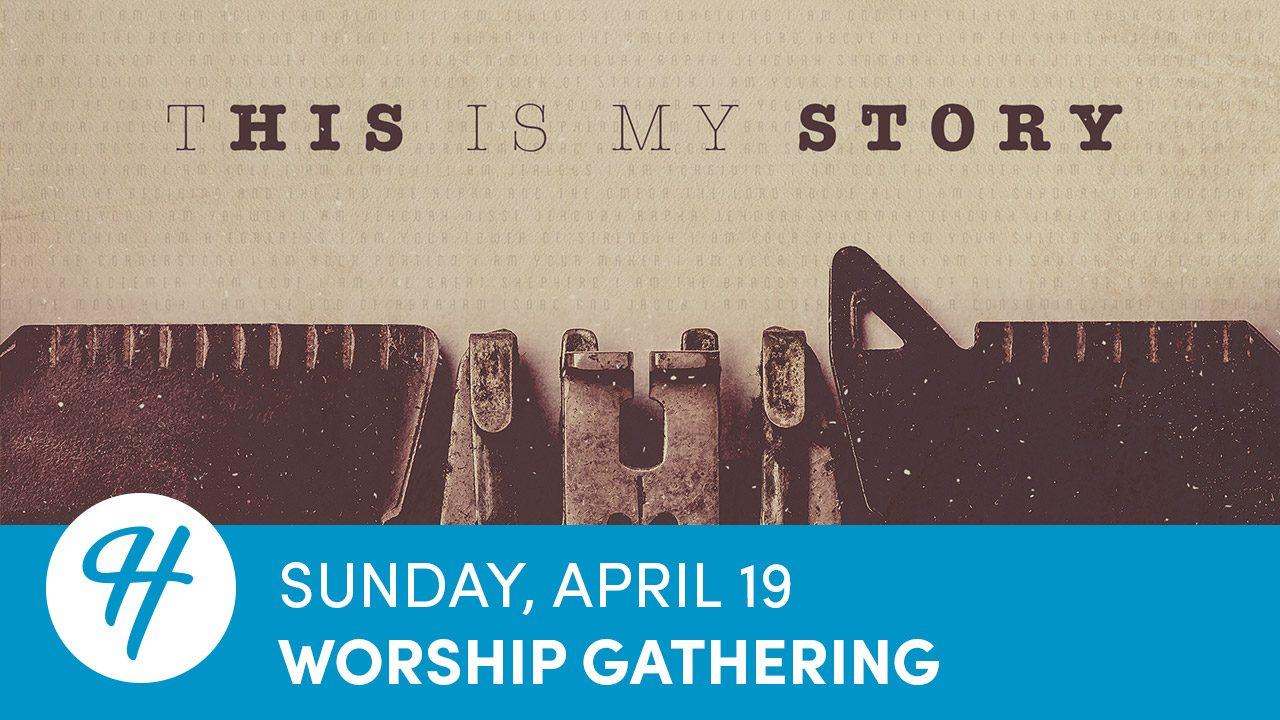 Web-Worship Gathering